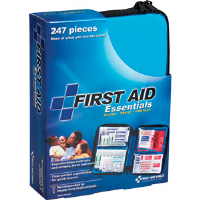 First Aid Only FAO-834 247-Piece All-Purpose Kit, Softpack Case