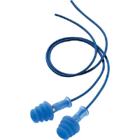 Sperian FDT-30 Fusion® Detectable Earplugs, Regular, 100/Bx.