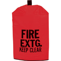 Heavy-Duty Extinguisher Cover, Small
