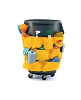 Rubbermaid 2642 Brute® Caddy Bag for 2632, 2643 Containers