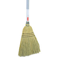 Rubbermaid 6373 Corn Lobby Broom, 38""