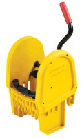 Rubbermaid 7575-88 WaveBrake™ Down Pressure Wringer, Yellow