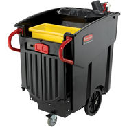 Rubbermaid 9W71 Brute® Mobile Waste Container/Collector