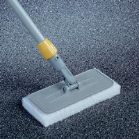 Rubbermaid Q314 Upright Scrubber Pad Holder w/ Adapter