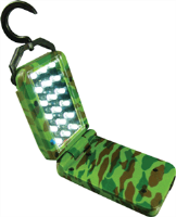EZ Red FL1701CX Camouflage Folding LED Flip Light