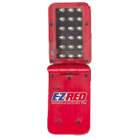 EZ Red FL1701 Rechargeable Folding Pocket Fliplight