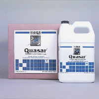 Franklin F136022 Quasar® Diamond Glass Floor Finish, 4x1 Gallon