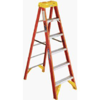 Louisville Ladders FS1506 6' Fiberglass Ladder