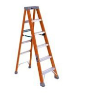 Louisville Ladders FS1508 8' Fiberglass Ladder