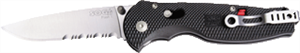 "SOG FSA-98 Flash II - 1/2"" Serrated Knife"