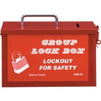 North Safety GLB01 Group Lock Box