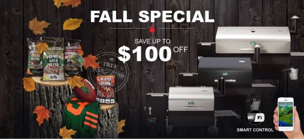 Green Mountain Grills Online Sale Price - Order Today and Save!