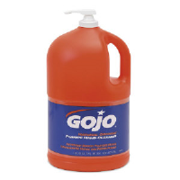 Gojo 0955-04 Natural Orange™ Pumice Hand Cleaner Lotion