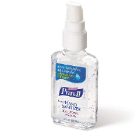 Gojo 3659-12 Purell® Hand Sanitizer Pump Bottles, 12 Ounce