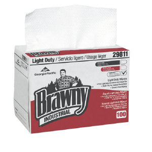 Georgia Pacific 292-21 Brawny Industrial™ Light-Duty Wipers