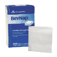 Georgia Pacific 960-19 BevNap® Beverage Napkins
