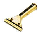 Unger GS000 Golden Clip Brass Squeegee Handle