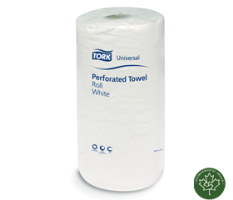 SCA HB1990A Tork Universal Perforated Paper Towel, 30/Cs.