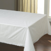 Hoffmaster 210130 Cellutex® Table Covers, White