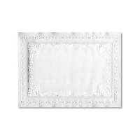 Hoffmaster 601SE1014 White Placemats, 10 x 14 Inch