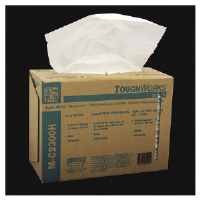 Hospeco GS-C4302 Task Brand Glass & Surface Cleaning Wipes