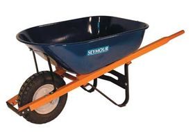 Seymour Manufacturing WB-6P 6 CU FT Wheelbarrow
