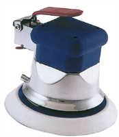 "Hutchins 4500 6"" Super Sander, Random Orbit Air Sander"