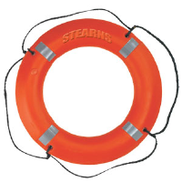 "Stearns I030OR Type IV 30"" Ring Buoy"