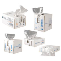 Inteplast Group BP21635 Bun Pan Cover Poly Bags