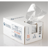 Inteplast Group PB040208 Poly Food Bags, 4X2X8, 1000/CS