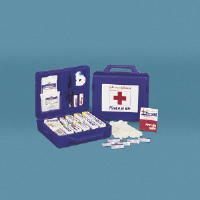Johnson & Johnson 8144 Weatherproof First Aid Kit