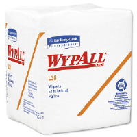 Kimberly Clark 05812 Wypall® L30 Wipers, 12/90
