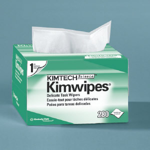Kimberly Clark 34256 Kimtech Science® Kimwipes® Delicate Task Wipers