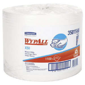 Kimberly Clark 35015 Wypall® X50 Wipers Jumbo Roll