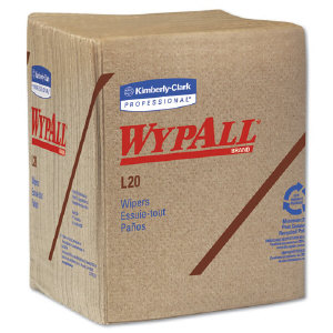 Kimberly Clark 47000 Wypall® L20 Wipers, 12/68
