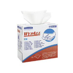 Kimberly Clark 83550 Wypall® X50 Wipers