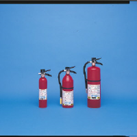 Kidde 466204 ProLine™ Tri-Class Dry Chemical Fire Extinguisher, 10 Lb.