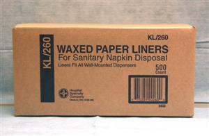 Sanitary Napkins Tampons American Parts Equipment
