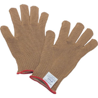 Sperian KV5SS-XS Perfect Fit® Stainless Steel Fiber Glove, X-Small