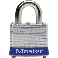 "Master Lock L40 Laminated Padlock with 7/8"" Shackle"