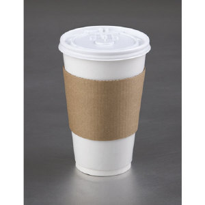 LBP 6106 Coffee Clutch® Hot Cup Sleeves, 10-20 Ounce