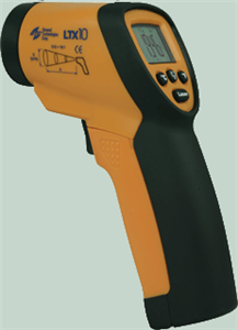 Sheffield Research/GTC LTX10 Infrared Thermometer w/ Laser Sight