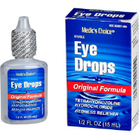 First Aid Only M707 1/2 oz Eye Drops, Redness Reliever