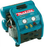 Makita MAC2400 2.5HP Air Compressor - 4.2 Gal