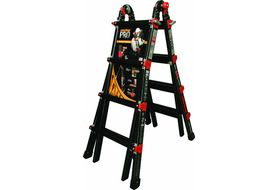 Little Giant 10102BP 17° Type 1A Pro Ladder (Black)
