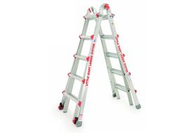 Little Giant 10102 Type 1A Classic Aluminum Ladder - Model 17