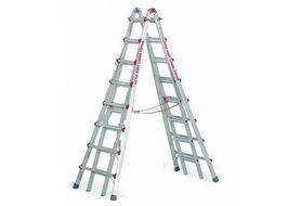 Little Giant 10121 SkyScraper Aluminum Ladder -Model 21