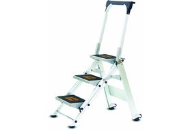Little Giant 10310B Safety Step Ladder 3 Step