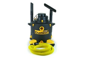 Dustless Technologies 16003 Wet/Dry Vacuum