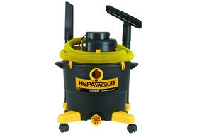 Dustless Technologies 16006 16 Gallon HEPA Dustless Vacuum